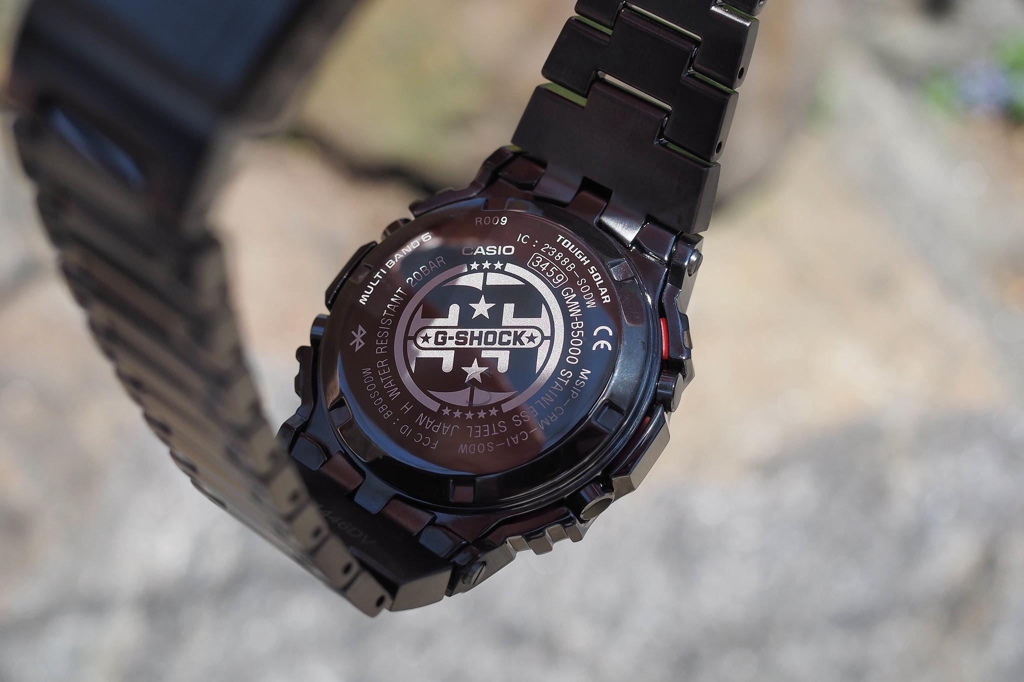 Najlepszy zegarek casio g-shock